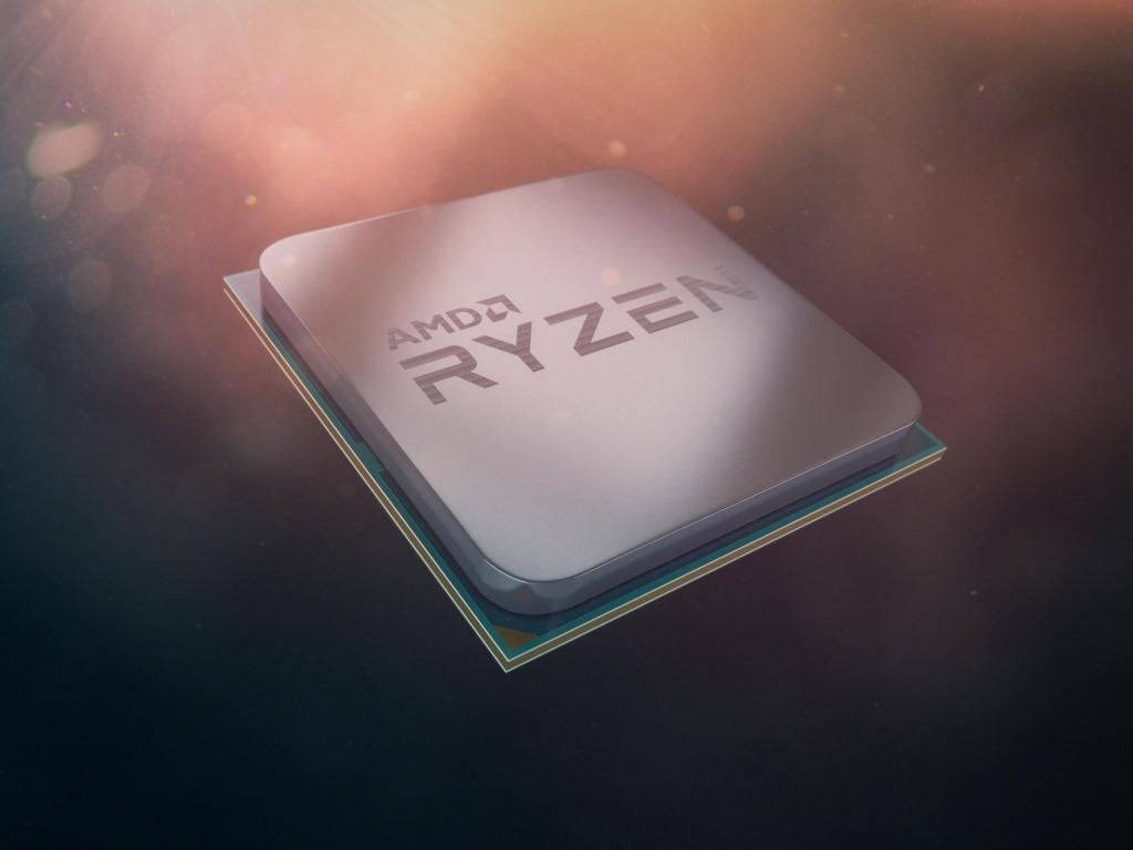 AMD: Ryzen-Prozessoren sorgen für zweistelligen Umsatzanstieg