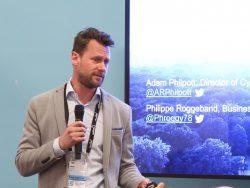 """Adam Philpott, Director Cybersecurity für die Region EMEAR bei Cisco, kündigte die Bereitstellung des Cisco Defense Orchestrator ab März aus einer """"deutschen Cloud"""" an (Bild: Cisco)."""