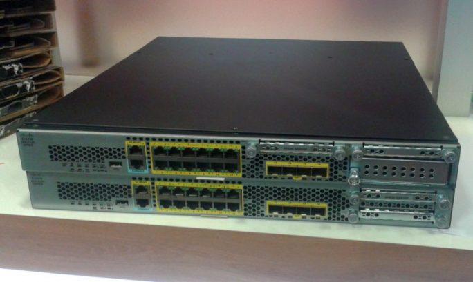 Die Next-Generation-Firewall Cisco Firepower 2100 gibt es in zwei Modellvarianten und jeweils zwei Ausführungen (Bild: silicon.de).