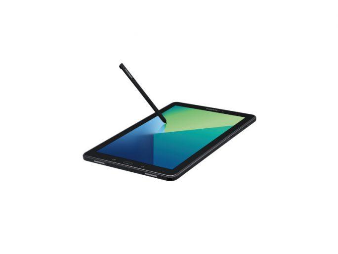 Galaxy Tab A 10.1 Wi-Fi mit S Pen (Bild: Samsung)