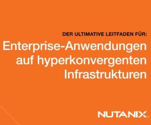Nutanix kooperiert mit Citrix