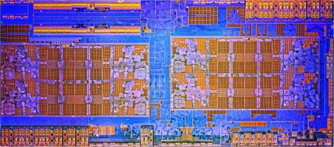 Ryzen: Die Shot (Bild: AMD)