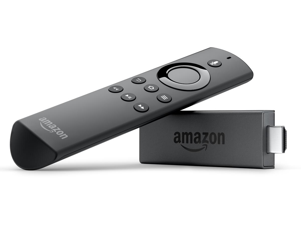 amazon bringt fire tv stick mit alexa sprachfernbedienung. Black Bedroom Furniture Sets. Home Design Ideas