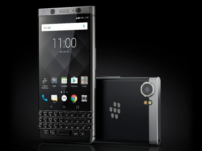 Blackberry KEYone (Bild: Blackberry)