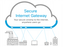 Cisco stellt Secure Internet Gateway in der Cloud vor