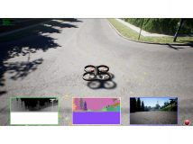 Microsoft bietet Open-Source-Tools zum Training von Drohnen, Robotern und anderen autonomen Vehikeln