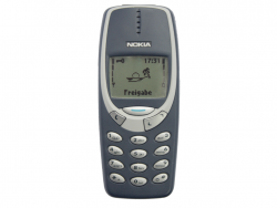 Nokia 3310 (Bild: Discostu/Wikipedia).