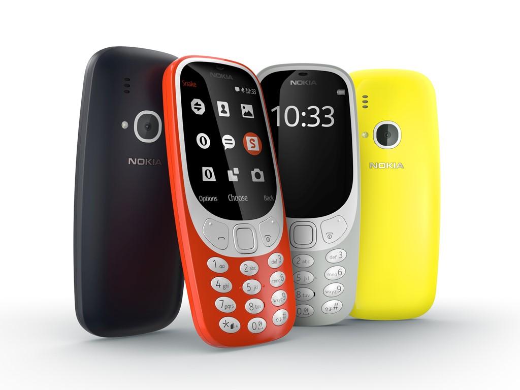 Dual-SIM-Telefon Nokia 3310 kostet knapp 60 Euro