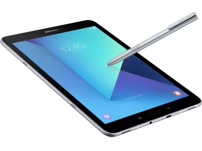Samsung Galaxy Tab S3 mit S Pen (Bild: Samsung)
