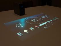 MWC: Sony stellt Touch-Projektor vor