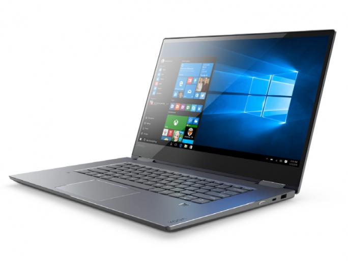 Yoga 720 im Notebook-Modus (Bild: Lenovo)