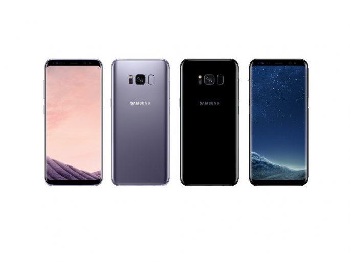 Galaxy S8 (Bild: Evan Blass)