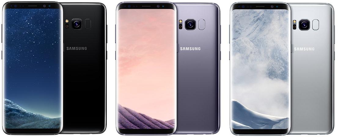 Samsung Bietet Enterprise Edition Fur Galaxy S8 Und Galaxy Note 8