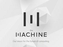 "HPE ""The Machine"" (Screenshot: ZDNet.de)"