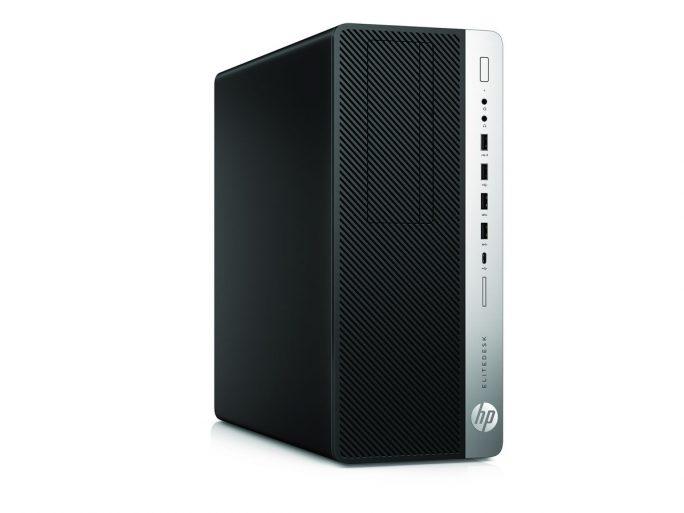 HP EliteDesk 800 G3 Tower (Bild: HP)