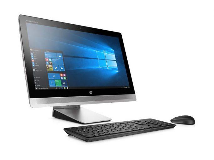 HP EliteOne 800 (Bild: HP)