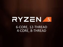 AMD Ryzen 5 (Screenshot: ZDNet.de)