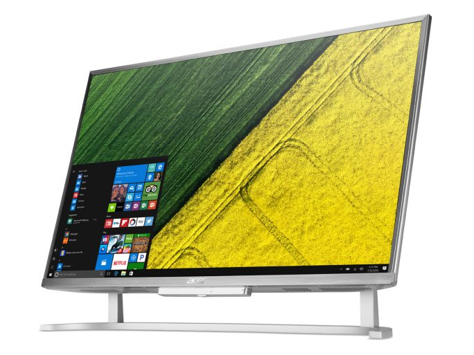 Acer All-in-One C24 (Bild: Acer)