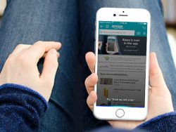 Amazon integriert Alexa in die iOS-App (Bild: Amazon)
