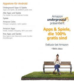 Amazon Appstore (Screenshot: ZDNet.de)