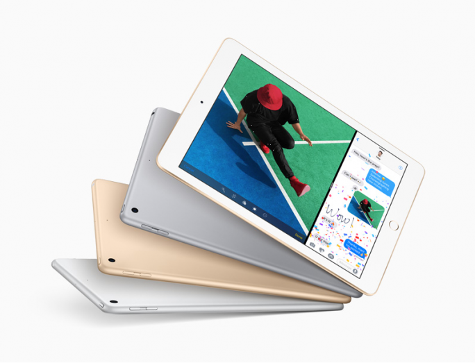 "Apple iPad 9,7"" (Bild: Apple)"