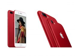 Apple iPhone 7 und iPhone 7 Plus (PRODUCT)RED Special Edition (Bild: Apple)