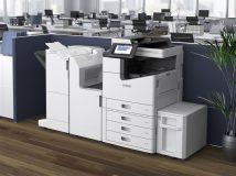 CeBIT: Epsons neue Workforce-Tintendrucker schaffen bis zu 100 Seiten pro Minute