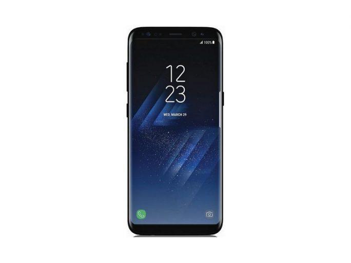 So könnte das Galaxy S8 aussehen (Bild: Evan Blass per Twitter)