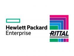 HP und Rittal (Collage: ZDNet.de)