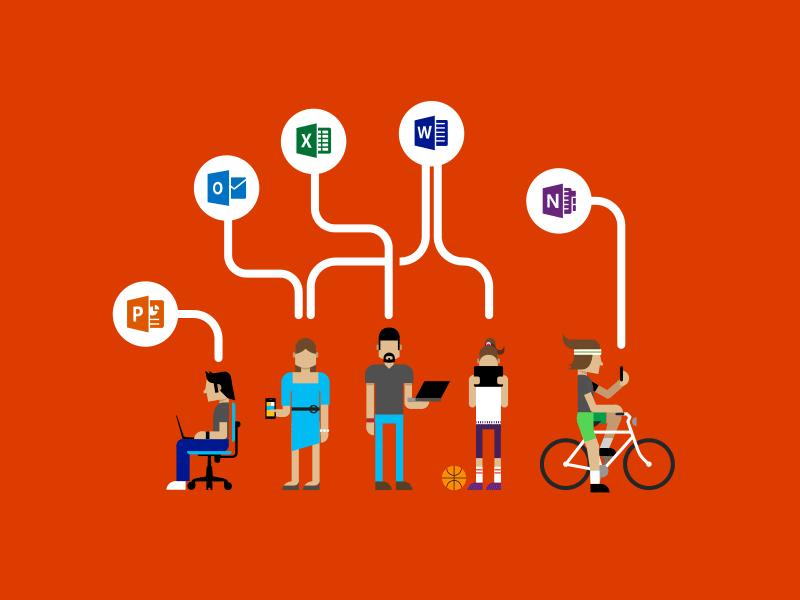 Office 365 : Microsoft integriert Fluent Design und verbessert Performance