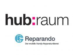 Reparando bei hub:raum (Bild: ZDNet)