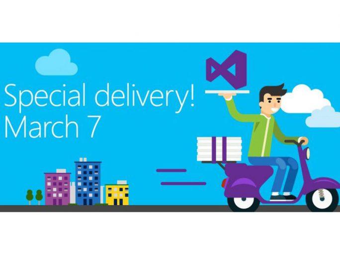 Visual Studio 2017 ist ab 7. März 2017 verfügbar (Bild: Microsoft)