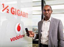 Vodafone beschleunigt LTE-Netz auf 500 MBit/s: Düsseldorf macht den Anfang