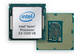 Intel Xeon E3-1200 v6 (Bild: Intel)