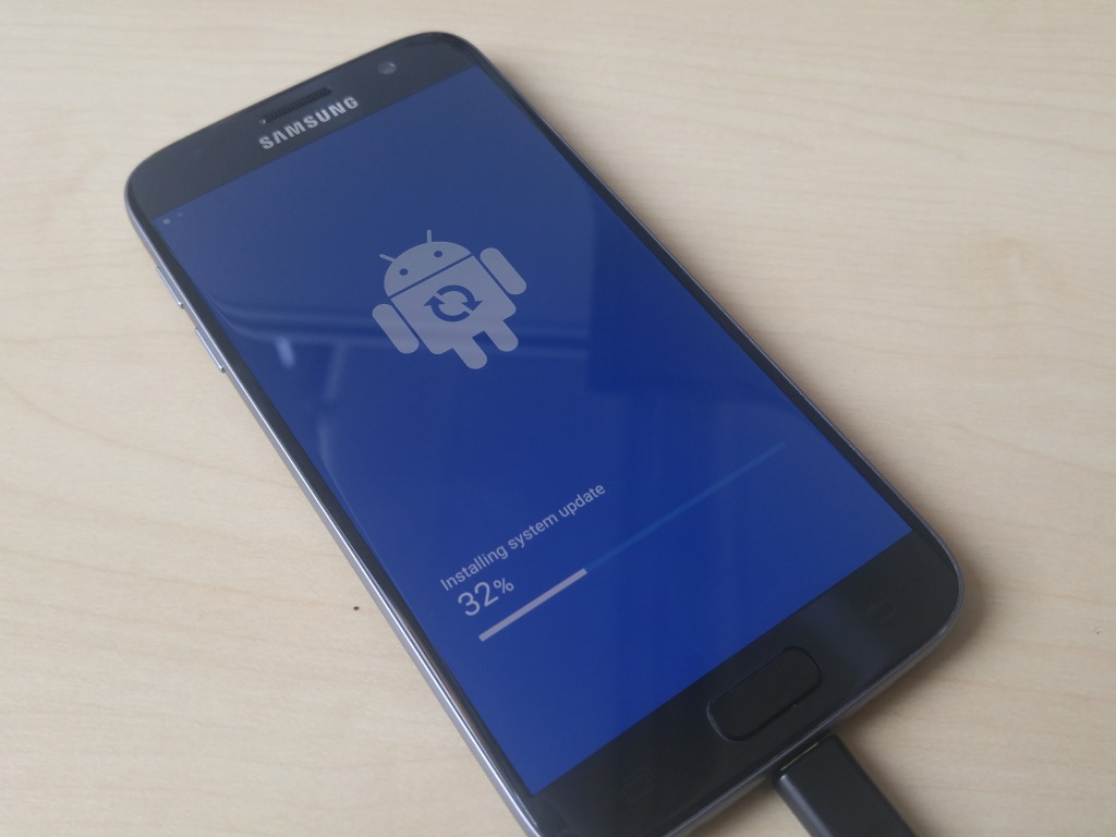 Galaxy S7 und Galaxy S7 Edge: März-Patch wird ausgeliefert