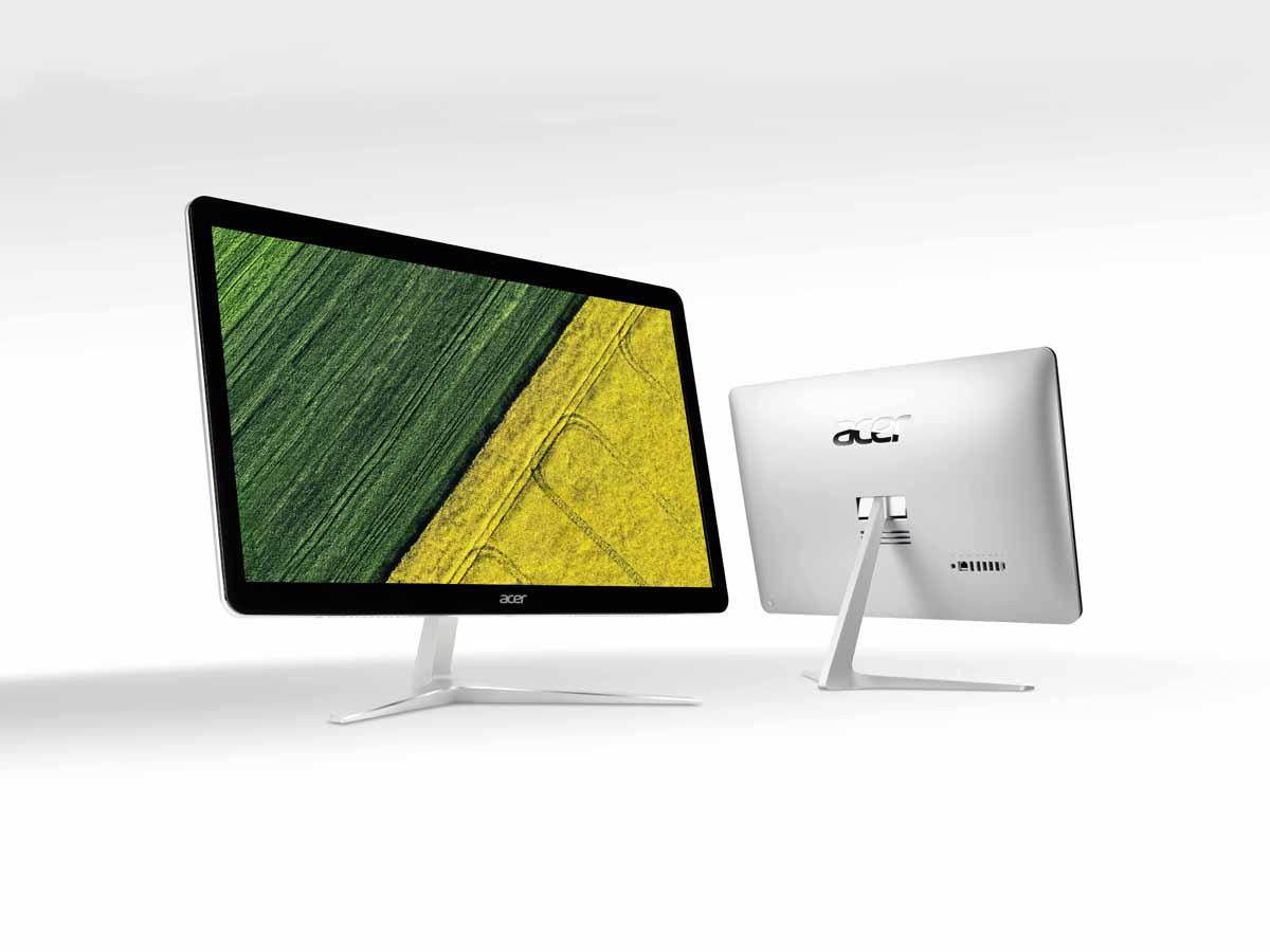 Acer stellt schlanken All-in-One-PC mit Flüssigkeitskühlung vor