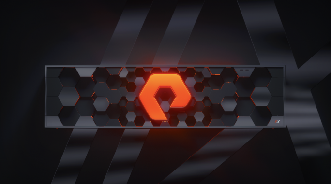 Pure Storage FlashArray//X (Bild: Pure Storage)