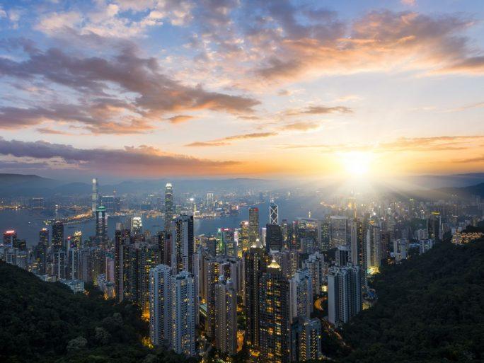 Mit dem jüngst erfolgten  Ausbau des Colt IQ Network sind in Hongkong nun rund 80 Prozent aller Geschäftsgebäude  an das Netzwerk angeschlossen (Bild: iSTock/Colt Technology Services)