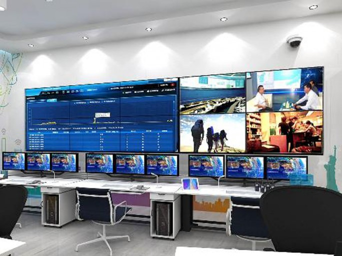 Blick in das im April 2016 eröffnete Huawei OpenLab in München (Bild: Huawei)