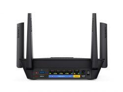 Auch der Linksys-Router EA8300 (Bild: Linksys)