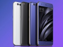 Xiaomi kündigt Android-Smartphone Mi 6 an