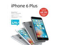 Aldi Süd verkauft ab Mittwoch iPhone 6 Plus für 479 Euro