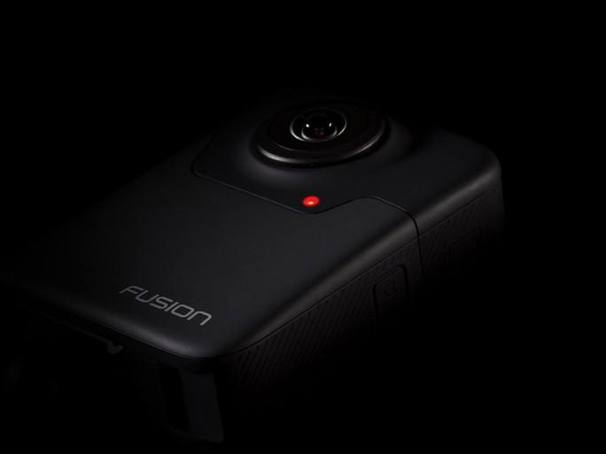 GoPro startet Pilotprogramm für VR-Kamera GoPro Fusion (Bild: GoPro).