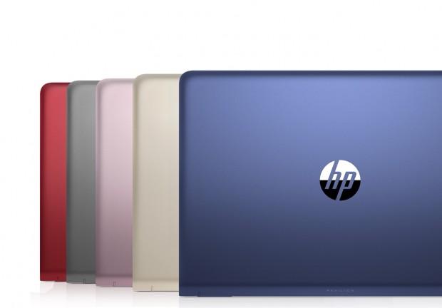 HP Pavillion in den neuen Farben (Bild: HP)