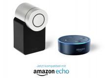 Nuki: Smartes Türschloss lässt sich jetzt auch mit Amazons Alexa öffnen