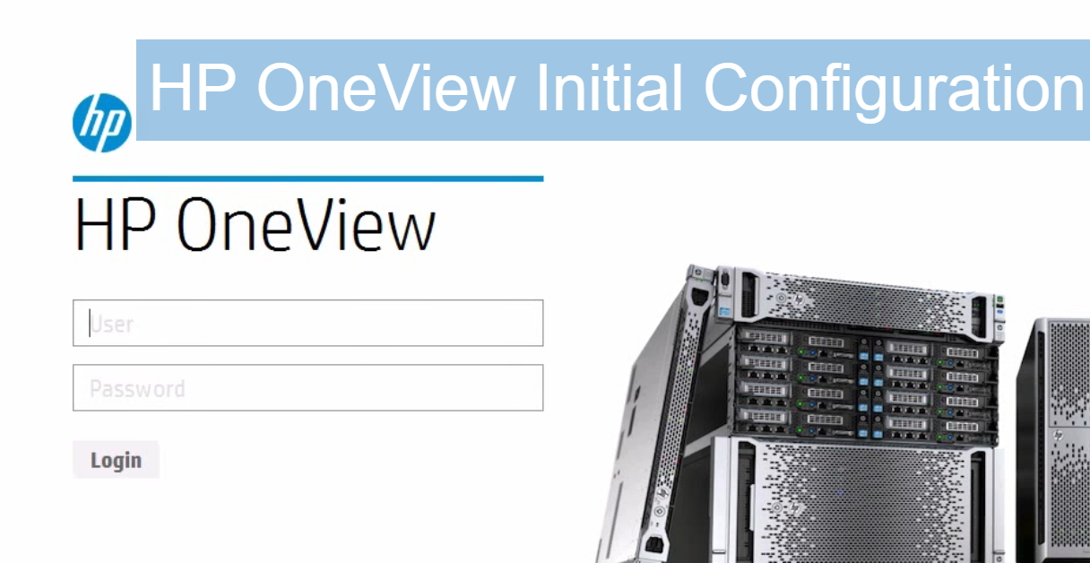 HPE OneView in System Center Operations Manager integrieren