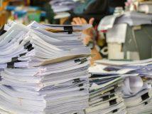 Studie: Unternehmen reduzieren ihren Papierverbrauch