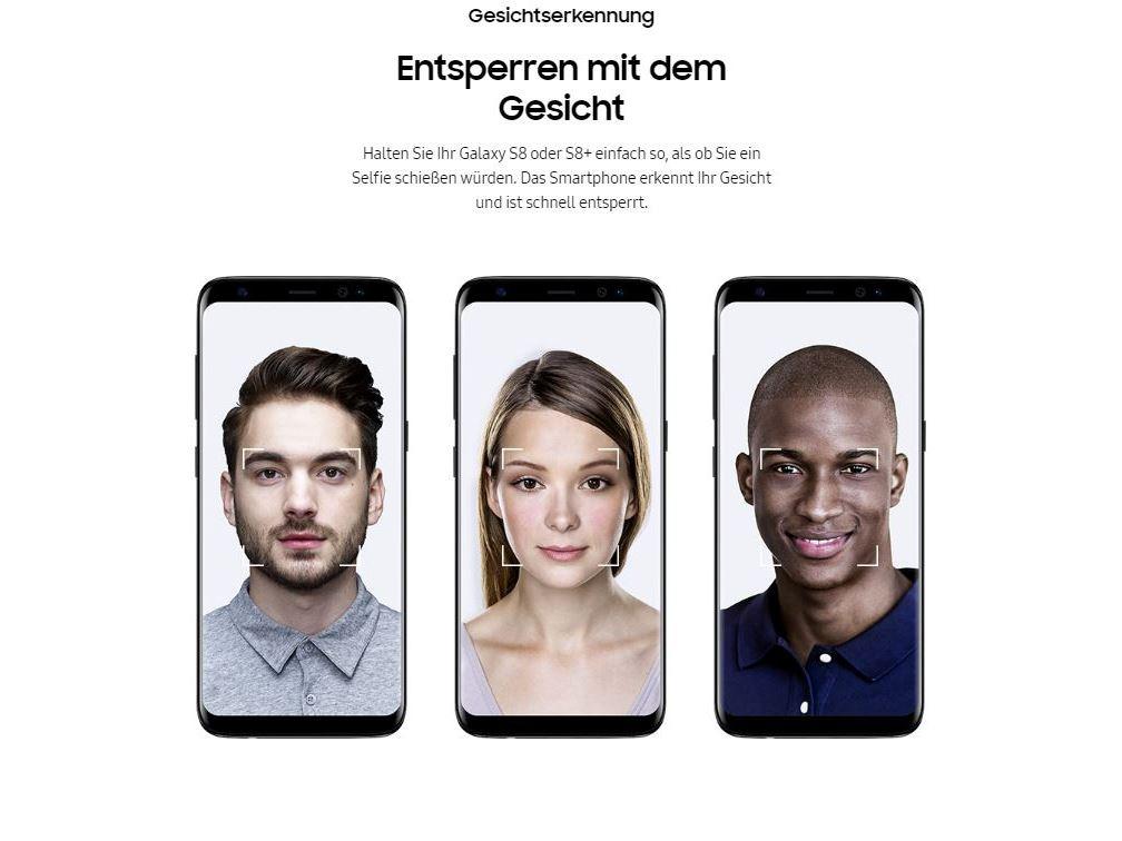 Galaxy S9, OnePlus 6: Forscher umgehen Gesichtserkennung mit Modellen aus 3D-Druckern