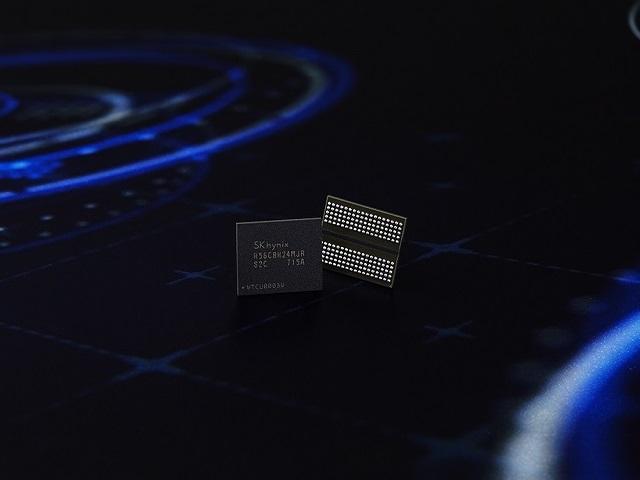 SK Hynix stellt Grafik-DRAM der sechsten Generation vor