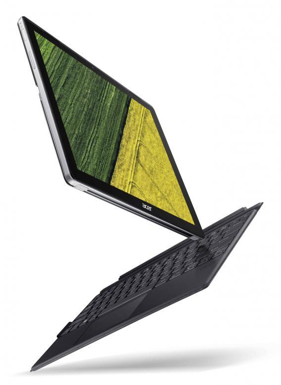 2-in-1: Acer integriert Fingerabdrucksensor in neue Switch-Modelle